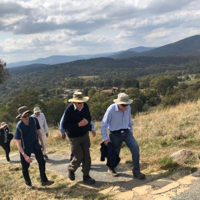 Climbing Mt Painter 14 April 2019 Singleton IMG 3508