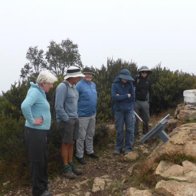 Mt Coree summit 16 March 2021